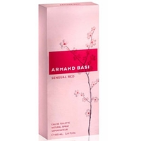 Armand Basi Sensual Red EDT 100 ml Tester