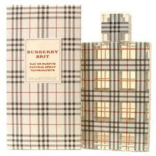 Burberry Brit for Woman EDP 100 ml Tester