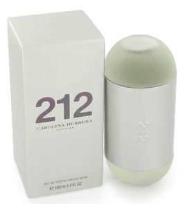 Carolina Herrera 212 for Women EDT 60 ml, ліцензія