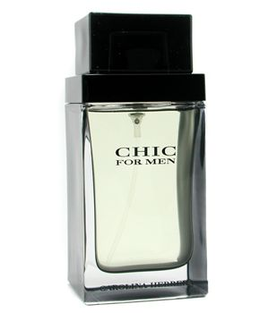 Carolina Herrera Chic Men EDT 100 ml, ліцензія