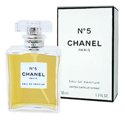 Chanel #5 EDP 100 ml