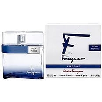 SF F by Ferragamo pour Homme Free Time EDT 50 ml