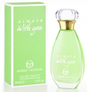 Sergio Tacchini Always With You EDT 100 ml